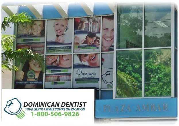 Dental Office Outside -  Dr.Florentino | Dominican Dentist