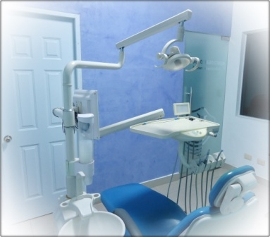 Dental Seat #1 Dr.Florentino | Dominican Dentist