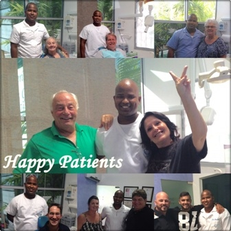 Happy Patients  Dr.Florentino | Dominican Dentist